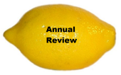Turn that big sour review process into tasty resume and LinkedIn lemonade.